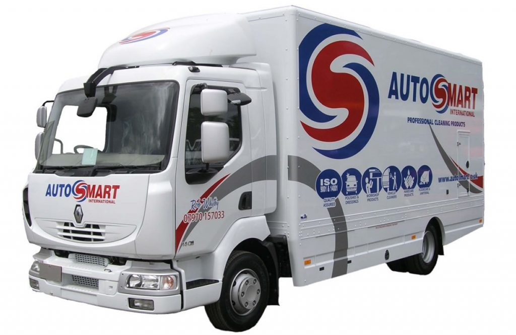We use AutoSmart Products
